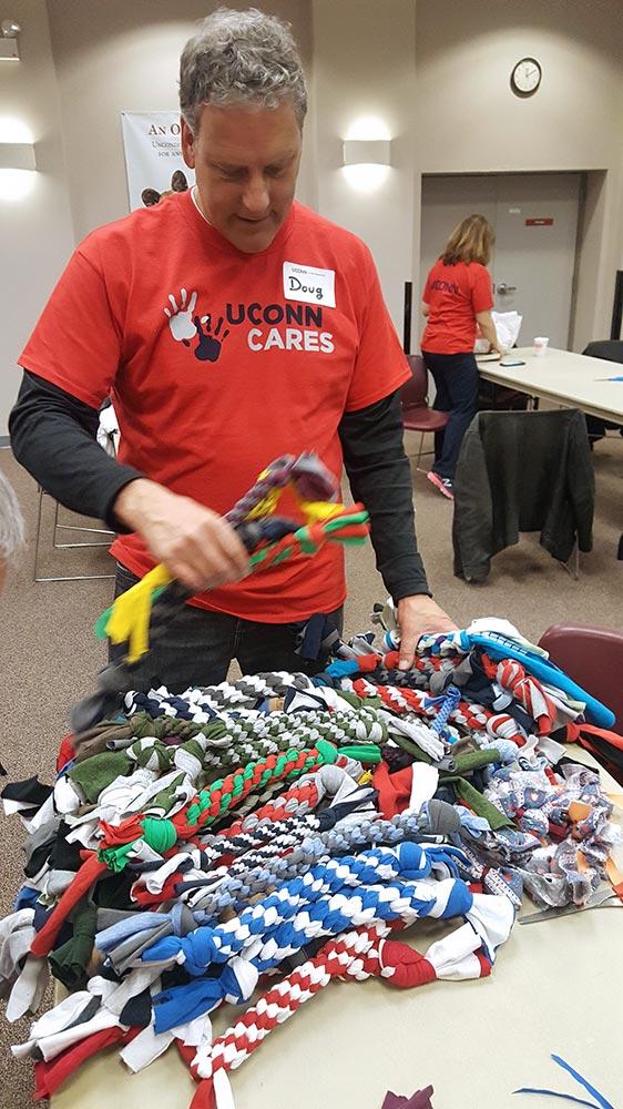 UConn Cares, Chicago IL