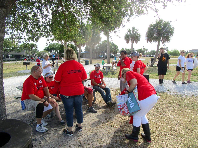 UConn Cares, Tampa FL