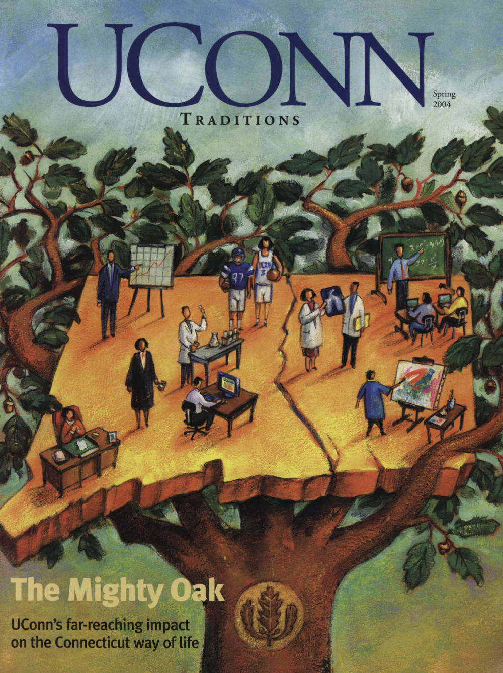 archived issue Spring 2004