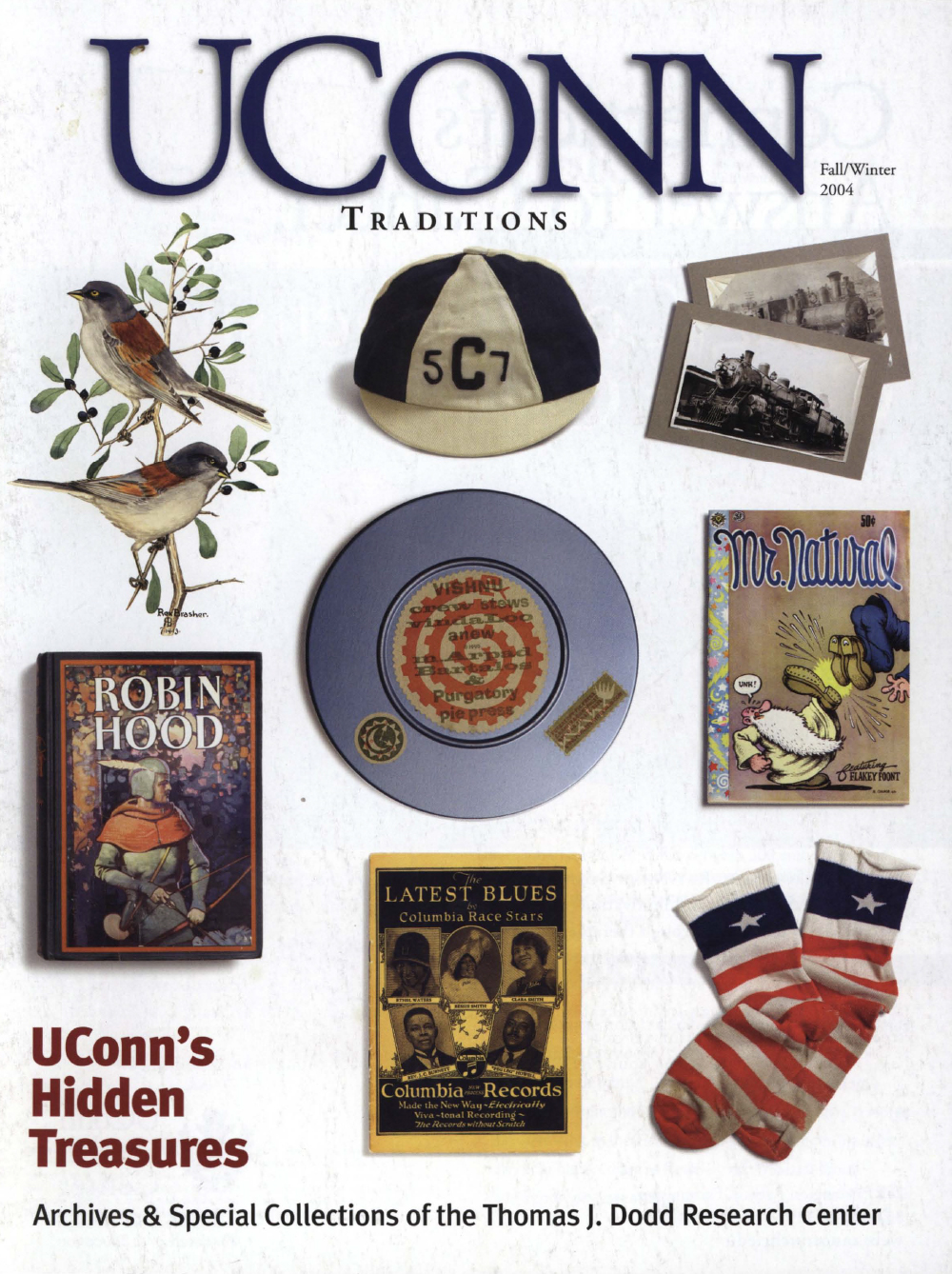 archived issue Fall/Winter 2004