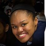 Azura Stevens '18 (CLAS)