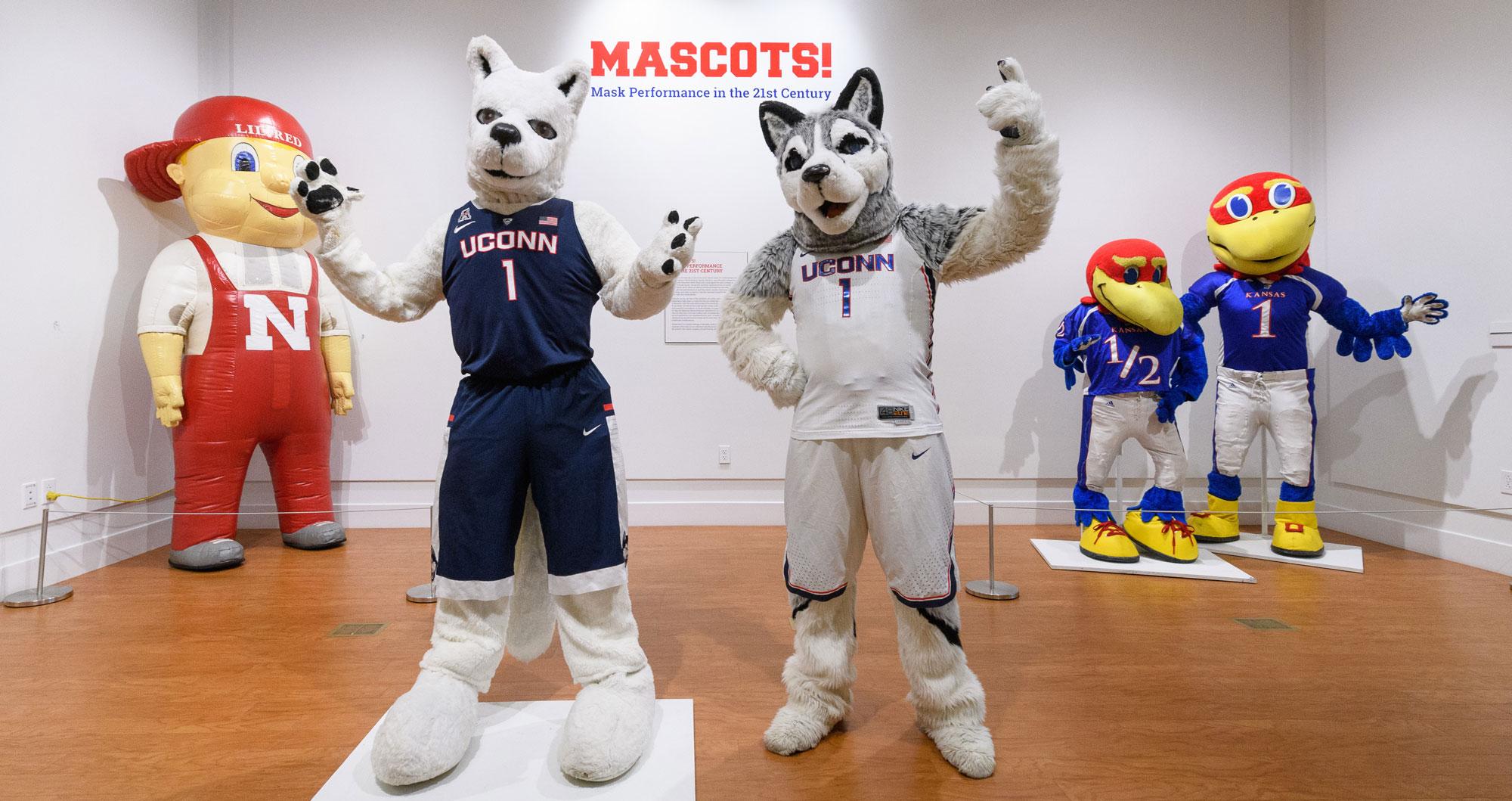 Mascots - UConn Magazine