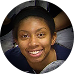 Mikayla Coombs '21 (CLAS)