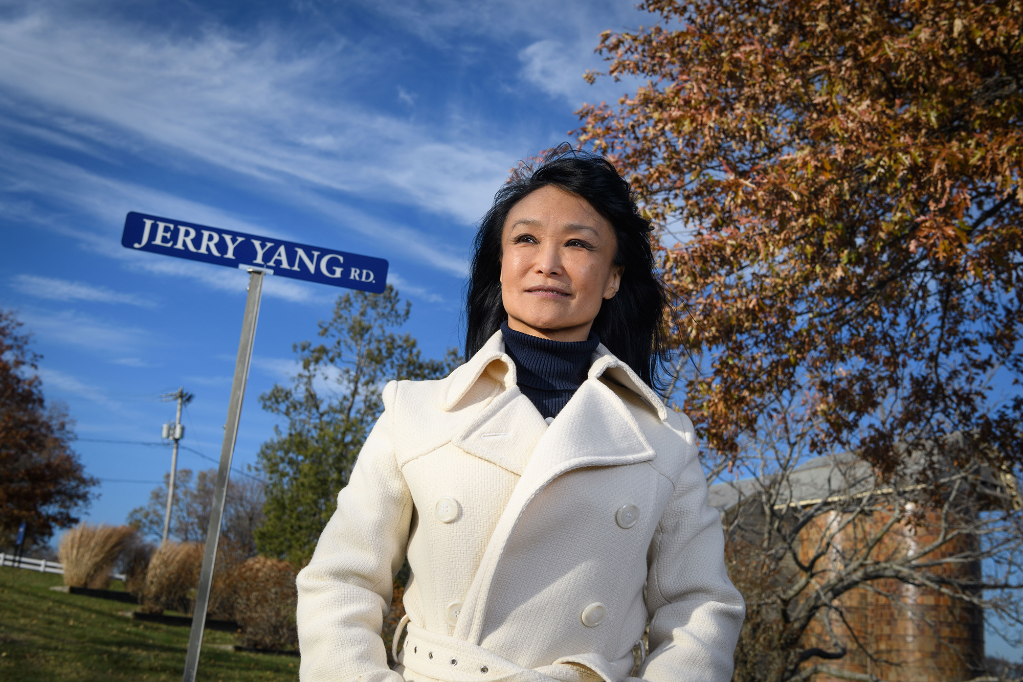 "late animal science professor Xiangzhong ""Jerry"" Yang"