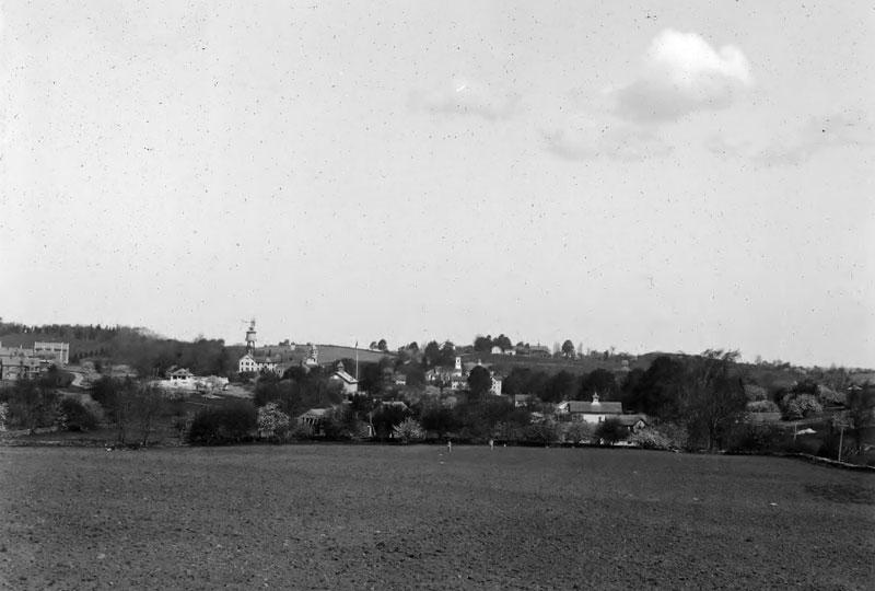 UConn campus 1900s
