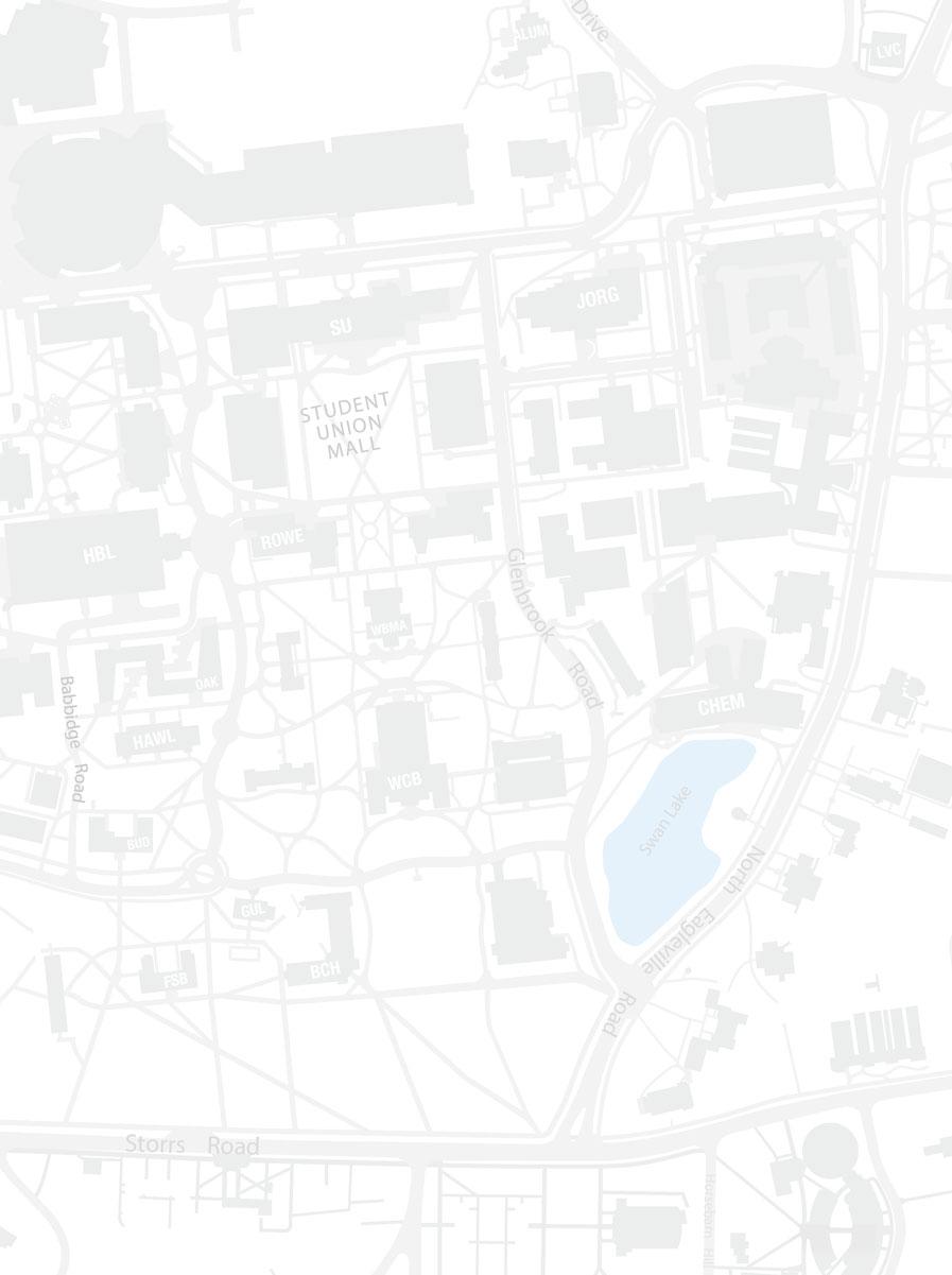 UConn map