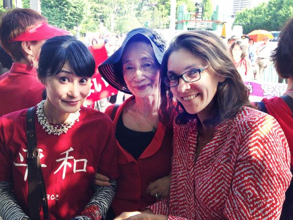 Alexis Dudden with Yokoyu Sonoko on of Japan's feminists.