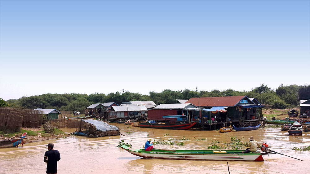 Tonle Sap, the
