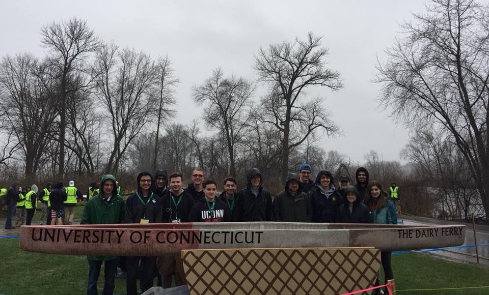 concret canoe competition