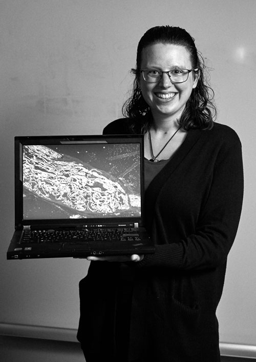 Erica Kramer '08 (ENG), '14 Ph.D. Materials Science and Engineering