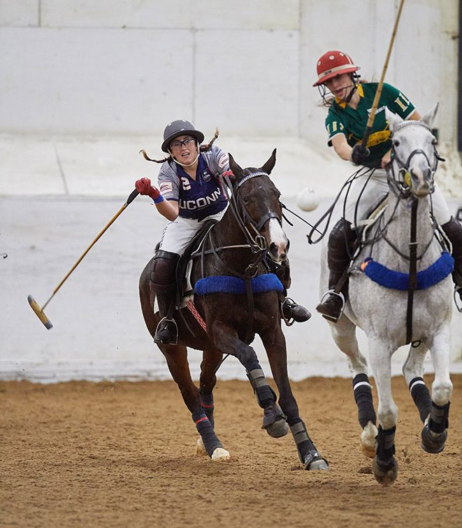 people play polo