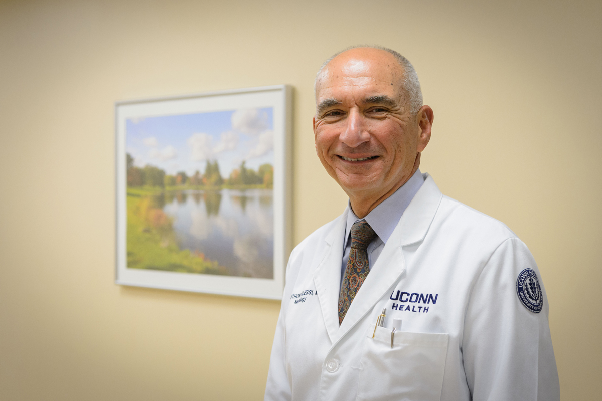 Dr. Anthony Alessi