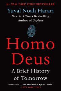 3 Books with Daniel Burkey Homo Deus