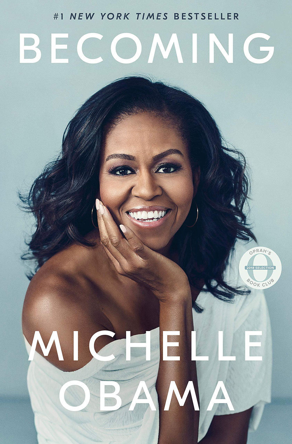 """""""Becoming"""" by Michelle Obama"""