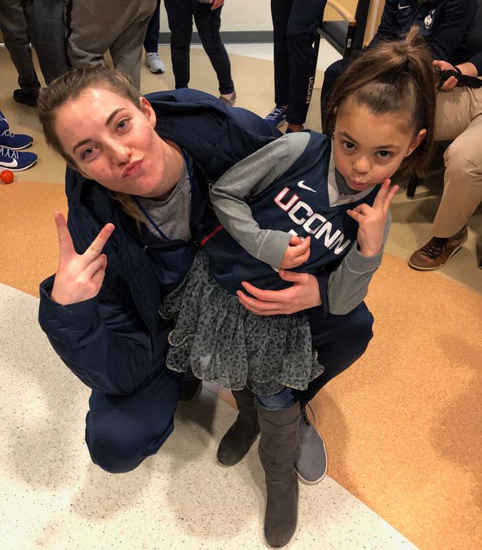 Daniella and Katie Lou