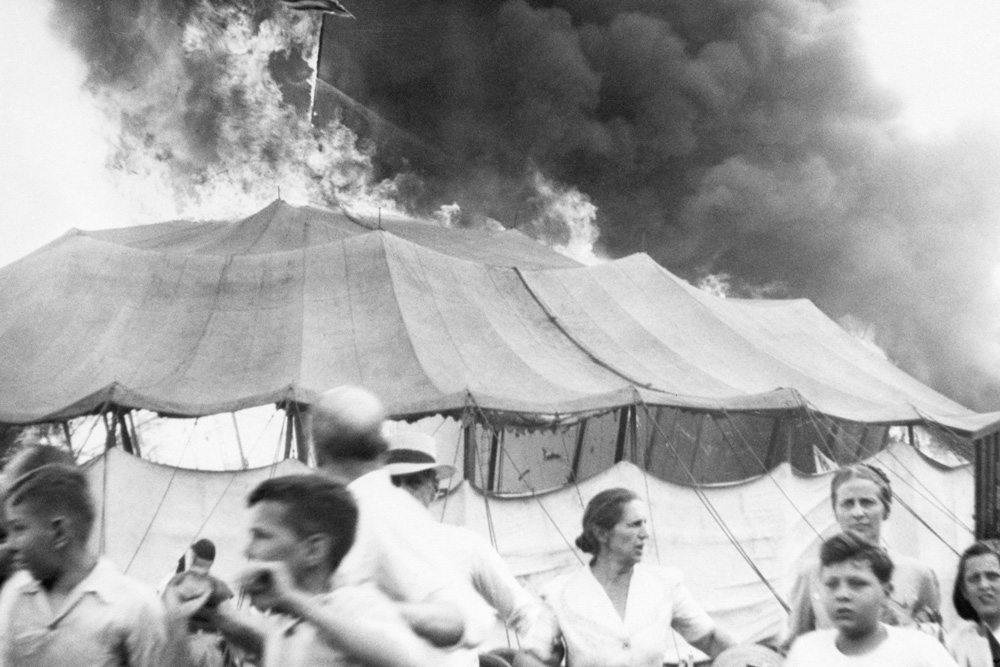 After 75 years, the legacy of Hartford's deadly circus fire is still felt at UConn in many ways.