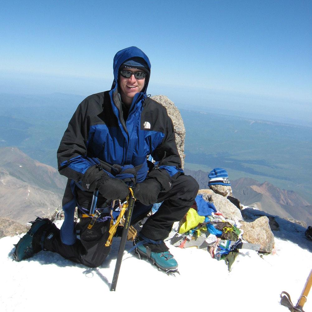 Elbrus Summit
