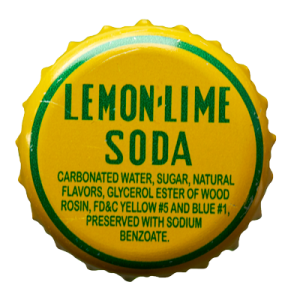 Lemon-Lime Soda cap