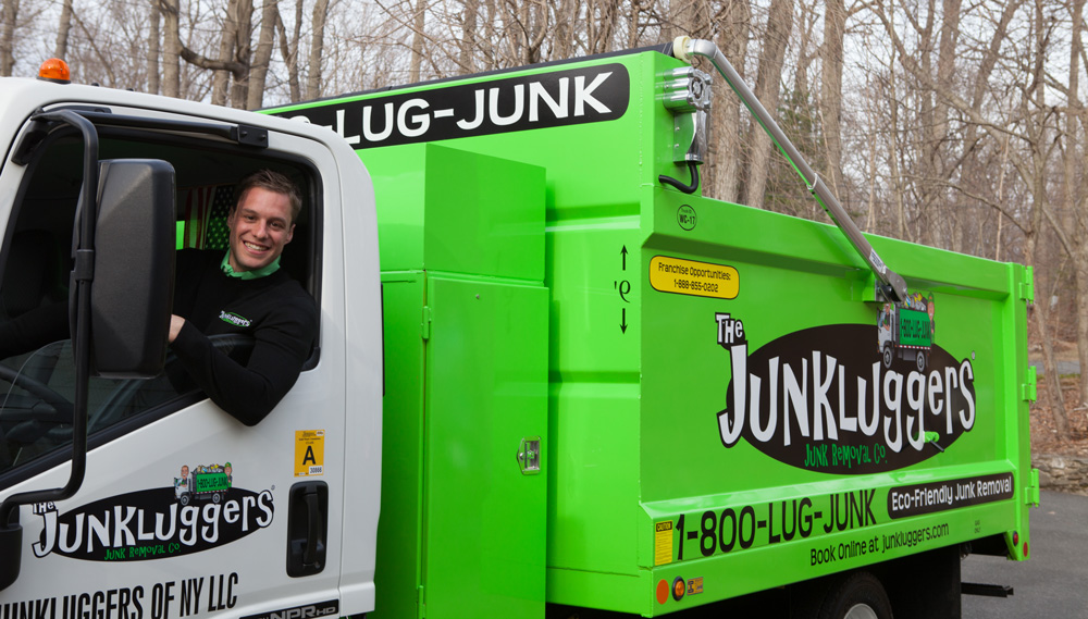 Josh Cohen, CEO of The Junkluggers