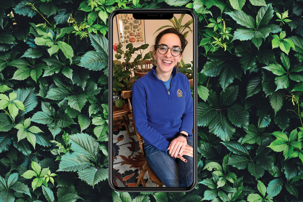 Abby Beissinger, plant detective