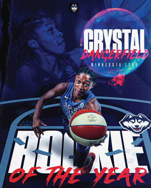 Crystal Dangerfield '20 (CLAS)