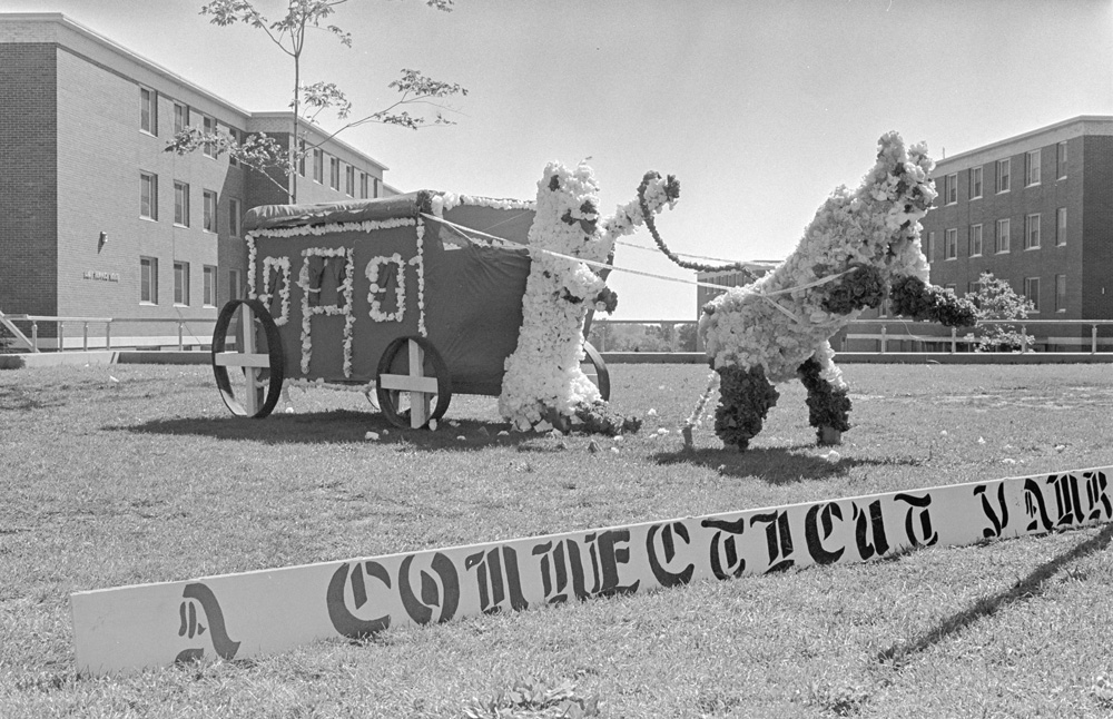 UConn Homecoming 1969