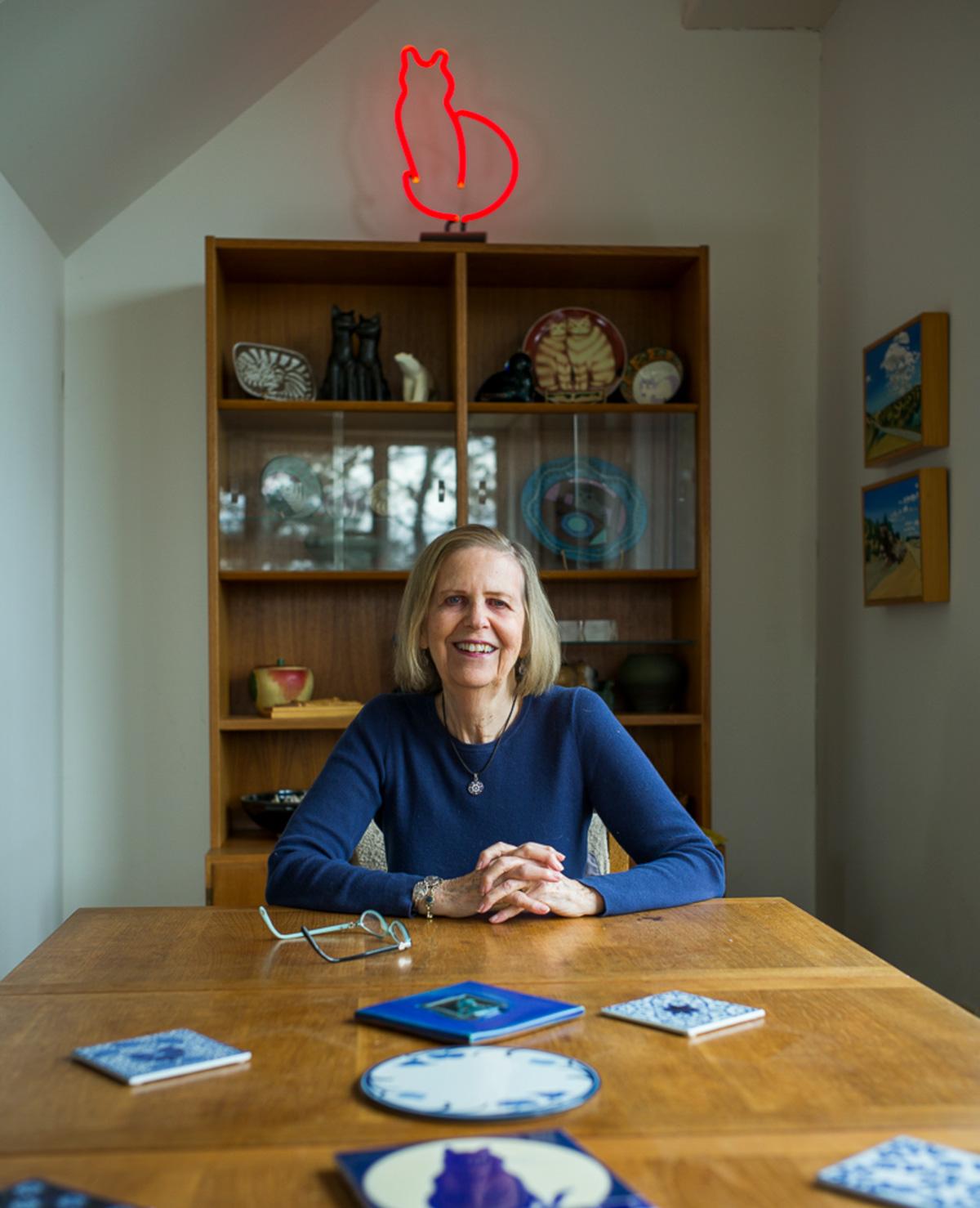 Bobbie Ann Mason '72 Ph.D., '02 H
