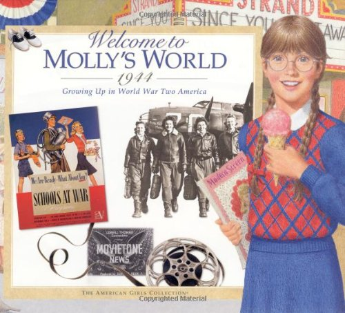 photo of Qmerican Girls, 'Welcome to Moll'ys World'