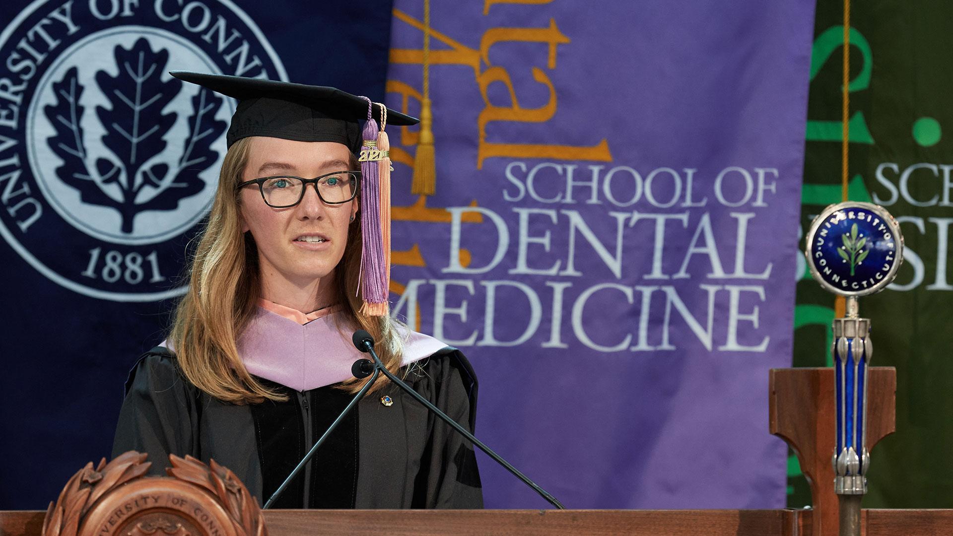 Katherine Merrick '20 MD